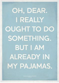 My Mantra this Winter!