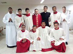 Missa do Clube da evangelização CN Brasília