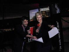 Didier Varrod et Valli lancent la soirée spéciale Gainsbourg