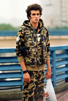 A Bathing Ape x Undefeated 2012 Fall/Winter Collection Lookbook | Hypebeast