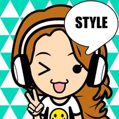 Yay!! I got the app (faceQ) and I LOVE it! So fun! I did this one of me! :D