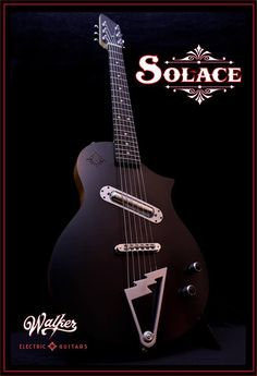 Solace Walker electric guitar