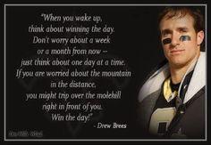 Saints Drew Brees