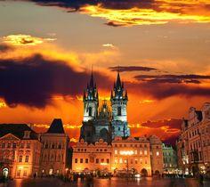 #Prag #TraveBird Reiselust: http://travelbird.de/staedtereisen/prag/