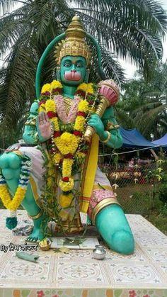 Hanuman Ji Wallpapers, Shri Hanuman, Shiva Wallpaper, Hindu Art, Indian Gods, Jay, Spirit, Sai Ram, Christmas Ornaments