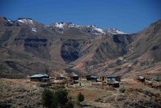 Ribaneng auf Lesotho Reiseführer Travel Around The World, Around The Worlds, Countries Of The World, Trekking, Countryside, South Africa, Meeting Planner, Travel Tourism, Events