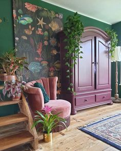 New Stylish Bohemian Home Decor and Design Ideas - Eclectic Decor Living Room Sets, Living Room Decor, Bedroom Decor, Cozy Living, Small Living, Modern Living, Master Bedroom, Home Interior, Interior Decorating