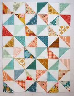 Summing up summer sewing - Diary of a Quilter - a quilt blog