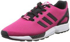 Adidas Zx Flux K - Zapatillas de deporte infantiles unisex
