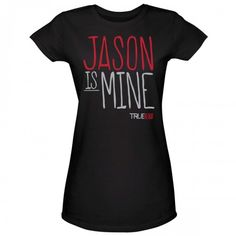 True Blood Jason Is Mine Women's T-Shirt
