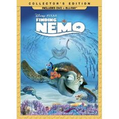 Finding Nemo (Three-Disc Collector's Edition: Blu-ray/DVD in DVD Packaging) (Walt Disney Home Entertainment)