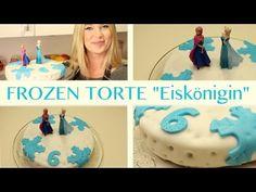 Elsa FROZEN Schoko Torte - Eiskönigin - YouTube