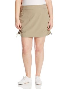 Columbia Women's Plus-Size Anytime Casual Skort *** This is an Amazon Affiliate link. Click image to review more details.