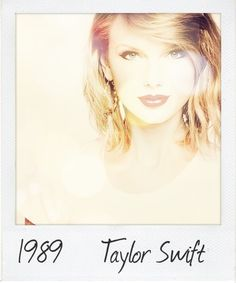 1989 credit to Taylor swift ❤fan❤