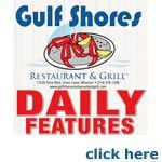 Fav foods: Cajun spice shrimp, crawfish gumbo. Wednesday nights feature Pennsylvania Slim - GREAT blues player/singer