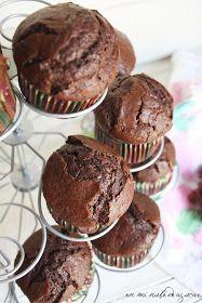 Siempre digo que los muffins son una receta ideal para preparar en un momento, sin ensuciar mucho y sin muchas complicaciones. Y por lo tant...