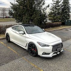 Infiniti Q50 Red Sport, Nissan Infiniti, Infinity Suv, Bmw 320d, Japanese Sports Cars, Bmw Wallpapers, Weird Cars, Tuner Cars, Best Luxury Cars