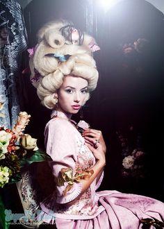 Marie Antoinette I by NZieglerMakeup.de...