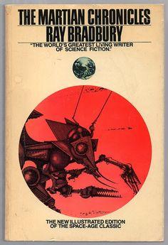 Un universo de Ciencia Ficción: 1950- CRÓNICAS MARCIANAS - Ray Bradbury