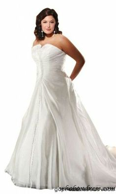 Plus Size Wedding Dress 2014