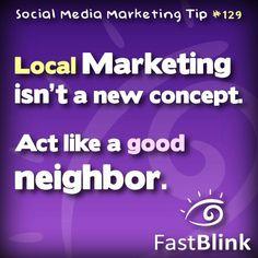 Social Media Marketing Tip #129