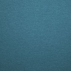 Boiled wool turquoise winter jacket fabric , coat fabric ,