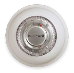 Honeywell T87K1007 White Low Voltage Mechanical Thermostat T87K1007 by Honeywell. $28.32