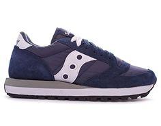 Sneaker Saucony Jazz Original Blau - http://on-line-kaufen.de/saucony/sneaker-saucony-jazz-original-blau