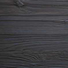 KINOKO from the CHARRED collection by reSAWN TIMBER co. features reclaimed hemlock burnt in the Japanese style of shou sugi ban.