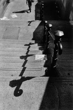 by Josef Koudelka, Edinburgh, 1982