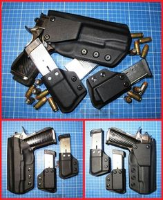 KydexLoading that magazine is a pain! Excellent loader available for your handgun Get your Magazine speedloader today! http://www.amazon.com/shops/raeind