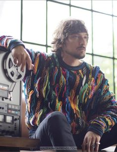 Leon Larregui por Fernando Marroquin para Vogue Hombre