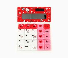 Hello Kitty Calculator: Special Treat
