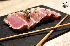 Tataki de bonito   Receta fácil