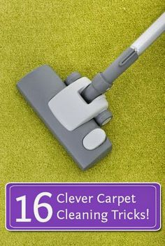 7Days Cleaning: Easy Carpet Cleaning Tips