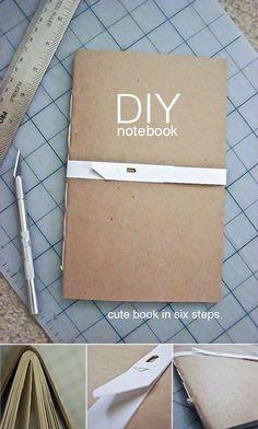 diy book/leave behind - change it to 'sketchbook' and we're talkin'.