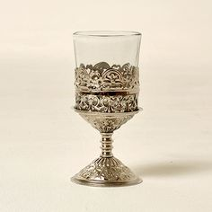 Antique Silver Standing Tealight was $12.99 now $6.49