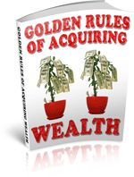 Gold Rules for Acquiring Wealth - Gain an insight into becoming a wealthier you, now you can aquire the wealth you deserve. How To Make Money, How To Become, Golden Rule, 100 Free, Free Ebooks, New Books, Are You Happy, Wealth, Lawyers