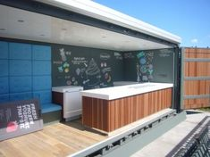 Frozz container shop (Holland)