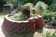 Key hole garden!!!