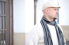 GroopDealz | Men's Acrylic Scarves