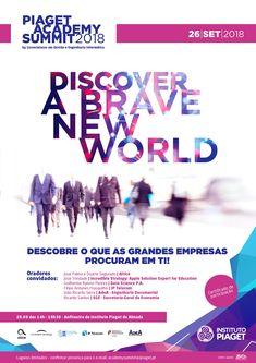 Discover a Brave New World com o apoio da Inbound Marketing, Marketing Digital, World Trade Center, Brave New World, News, Computer Engineering, Information Technology