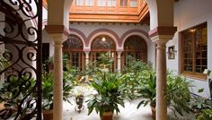 usable sqft luxury house for sale in Old Town, Seville Luxury Estate, Seville, Old Town, Pergola, Outdoor Structures, Windows, Plants, House, Shopping