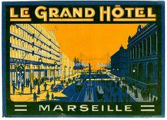 Le Grand Hotel.