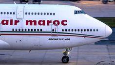747 Royal Air Maroc. Photo by Valentin Chesneau