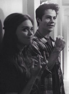 holland roden, lydia, teen wolf, Dylan O'Brien, stydia
