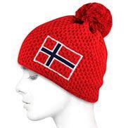 Mütze norwegen Damen - Mütze nations norwegen wm von Le Drapo.