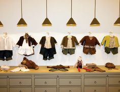cute boutique display