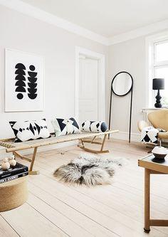 Natural Materials in Modern Interior Design | Design Build Ideas