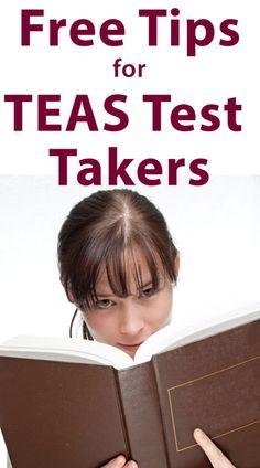 5 Free Tips for TEAS Test Takers #TEAS #NursingSchool #RosemanUniversity